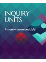 Inquiry units- instant download!