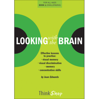 MEMORY, VISUAL: Looking With The Brain, bk 1