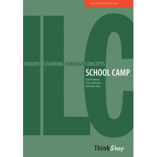 SCHOOL CAMP 1- Intro , (inquiry unit) ebk