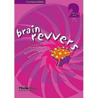 Brain Revvers bk 2, Gr/Y 4-5, eBook