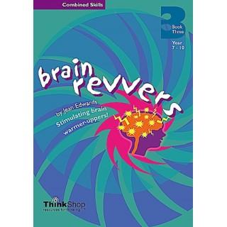 Brain Revvers Bk 3, Gr/Y 7-10, eBook