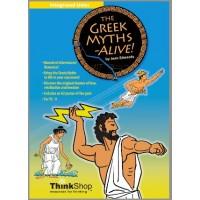 Greek Myths Alive! - ebook