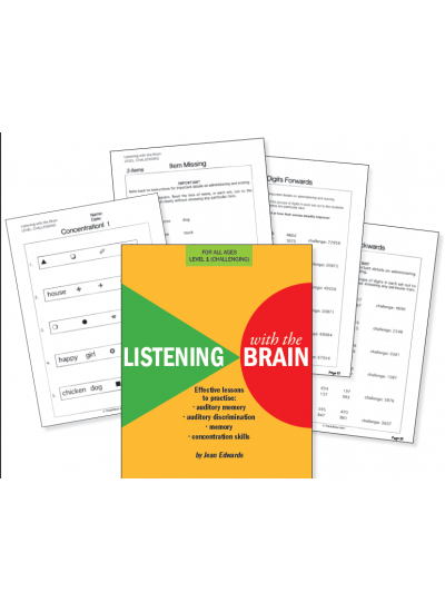 MEMORY: LISTENING with the Brain bk2