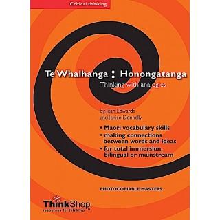 Te Whaihanga: Honongotanga ebook