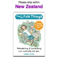 The Little Things cartoon book 1
