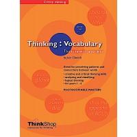 Thinking Vocabulary, Book 1