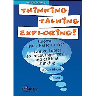 Thinking,Talking,Exploring: ebook version