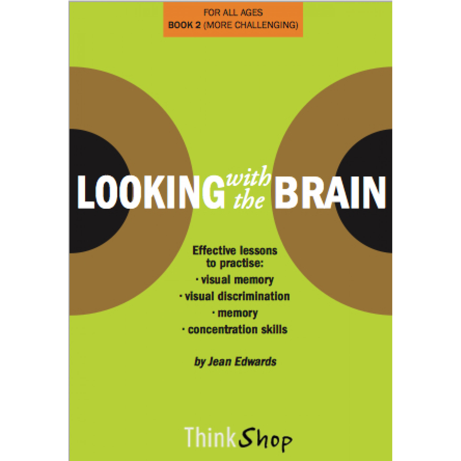 MEMORY, VISUAL: Looking With The Brain, bk 2